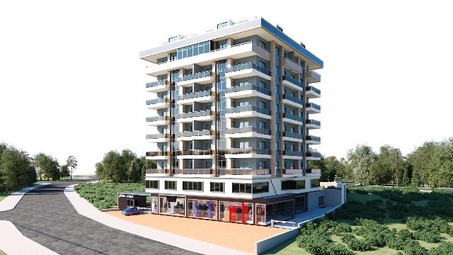 Купить апартаменты в Алании